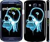 "Чехол на Samsung Galaxy S3 Duos I9300i Гомер. Томография ""652c-50"""
