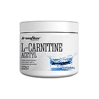 Л-карнитин IronFlex Acetyl L-carnitine, 200g, фото 1