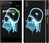 """Чехол на Sony Xperia Z1 C6902 Гомер. Томография """"652c-38"""""""
