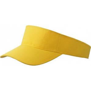 Козырек от солнца Жёлтый