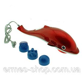 Ручной массажер Дельфин   Массажер для тела Dolphin