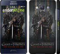 """Чехол на Samsung Galaxy A5 A500H Игра престолов 1 """"429c-73"""""""