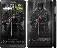 "Чехол на Samsung Galaxy Note 3 N9000 Игра престолов 1 ""429c-29"""
