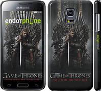 "Чехол на Samsung Galaxy S5 mini G800H Игра престолов 1 ""429c-44"""