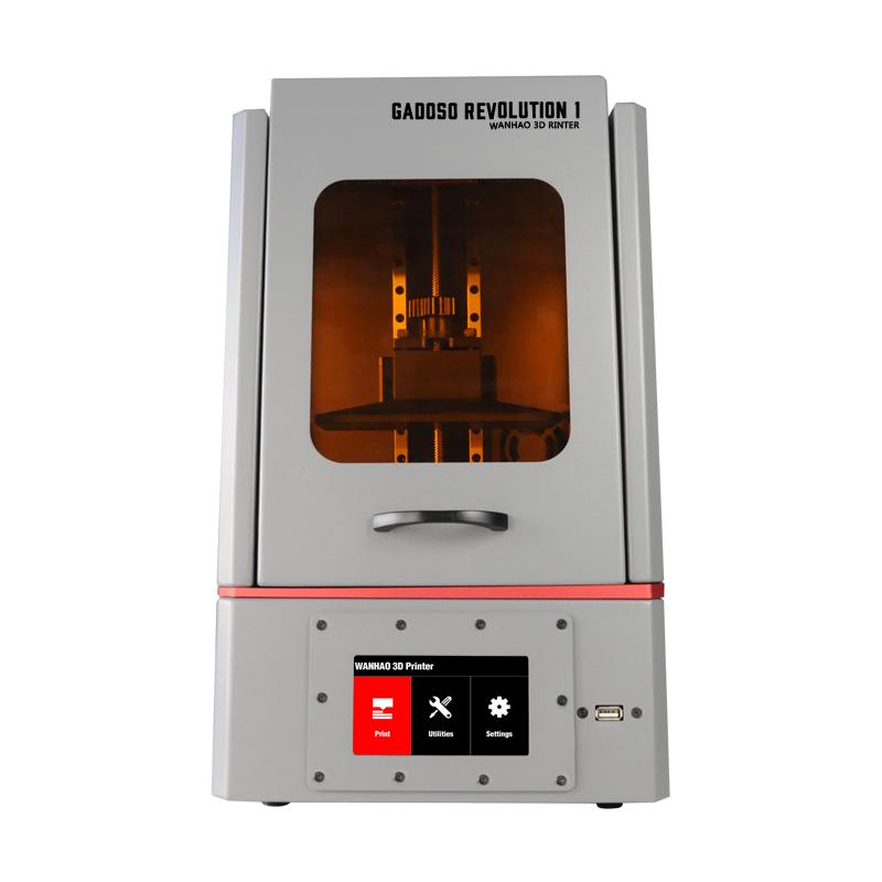 3D ПРИНТЕР WANHAO GaDOSO revolution 1 (GR1) фотополимерный SLA DLP LCD MLCD