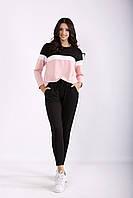Розовый спортивный костюм | 01249-1 GARRY-STAR