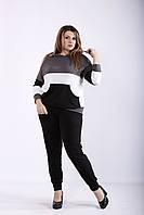 Удобный осенний спортивный костюм | 01250-2 GARRY-STAR