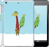 """Чехол на iPad mini Жираф и ёлка """"1265c-27"""""""