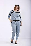Бирюзовый спортивный костюм | 01252-2 GARRY-STAR