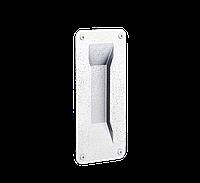 Mantion ROC Design Дверная ручка IN, 200X90X22 мм, белая матовая
