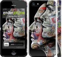 """Чехол на iPhone 5s Американцы """"2648c-21"""""""