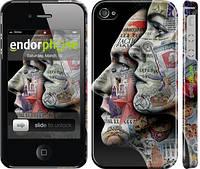 """Чехол на iPhone 4s Американцы """"2648c-12"""""""