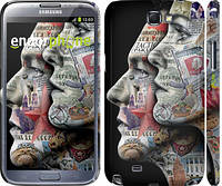 "Чехол на Samsung Galaxy Note 2 N7100 Американцы ""2648c-17"""