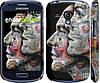 "Чехол на Samsung Galaxy S3 mini Американцы ""2648c-31"""
