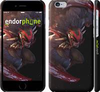 """Чехол на iPhone 6 Dota 2. Bloodseeker """"969c-45"""""""
