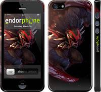 """Чехол на iPhone 5s Dota 2. Bloodseeker """"969c-21"""""""
