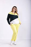 Желтый спортивный костюм | 01253-3 GARRY-STAR