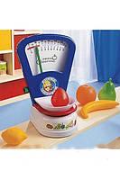 Детские магазинные механические весы с овощами Simba 4517932