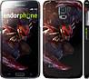 "Чехол на Samsung Galaxy S5 Duos SM G900FD Dota 2. Bloodseeker ""969c-62"""