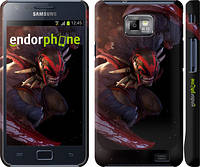 "Чехол на Samsung Galaxy S2 Plus i9105 Dota 2. Bloodseeker ""969c-71"""
