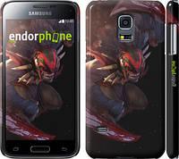 "Чехол на Samsung Galaxy S5 mini G800H Dota 2. Bloodseeker ""969c-44"""