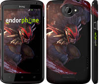 "Чехол на HTC One X+ Dota 2. Bloodseeker ""969c-69"""