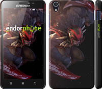 "Чехол на Lenovo S850 Dota 2. Bloodseeker ""969c-78"""