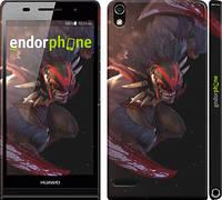 """Чехол на Huawei Ascend P6 Dota 2. Bloodseeker """"969c-39"""""""