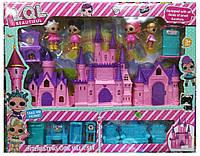 Замок будинок для ляльок ЛОЛ ЛОЛ 1892, фото 1