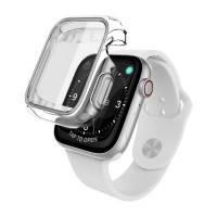 Чехол X-Doria Defense 360° Transparent для Apple Watch 40mm Series 5/4