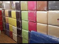 Пуф квадратный Стенли 40х40х43 см.,пуфик,пуфики,пуф кожзам,пуф экокожа,банкетка,банкетки,пуф куб,пуф, фото 10