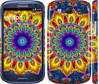 "Чехол на Samsung Galaxy S3 i9300 Калейдоскоп ""1804c-11"""