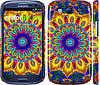 "Чехол на Samsung Galaxy S3 Duos I9300i Калейдоскоп ""1804c-50"""