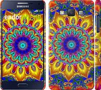 "Чехол на Samsung Galaxy A5 A500H Калейдоскоп ""1804c-73"""
