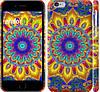 "Чехол на iPhone 6 Калейдоскоп ""1804c-45"""