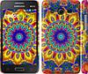 "Чехол на Samsung Galaxy Core 2 G355 Калейдоскоп ""1804c-75"""