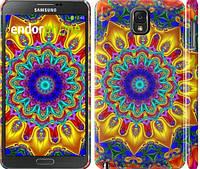 "Чехол на Samsung Galaxy Note 3 N9000 Калейдоскоп ""1804c-29"""