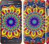"Чехол на Samsung Galaxy Grand Prime G530H Калейдоскоп ""1804c-74"""