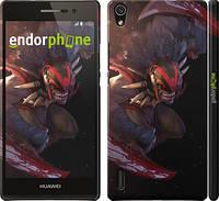 """Чехол на Huawei Ascend P7 Dota 2. Bloodseeker """"969c-49"""""""
