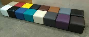 Пуф квадратный Стенли 40х40х43 см.,пуфик,пуфики,пуф кожзам,пуф экокожа,банкетка,банкетки,пуф куб,пуф