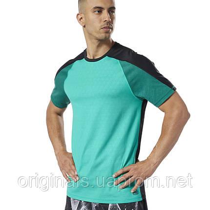 Спортивная футболка Reebok One Series Training SmartVent Move EC1033, фото 2