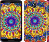 "Чехол на Motorola Nexus 6 Калейдоскоп ""1804c-67"""