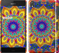 "Чехол на Sony Xperia Z3 D6603 Калейдоскоп ""1804c-58"""