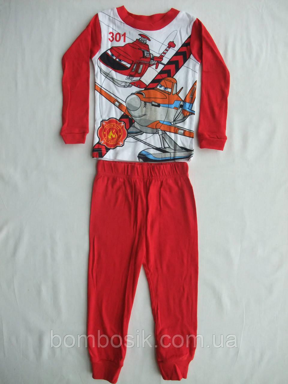 Піжама для хлопчика Літачки: