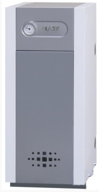 Котёл газовый МАЯК АОГВ-8 кВт КС с атмосферной горелкой