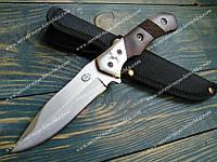 Фирменный Нож нескладной COLT CT343, прочный, надежный