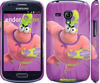 "Чехол на Samsung Galaxy S3 mini Губка Боб v3 ""2620c-31"""