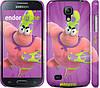 "Чехол на Samsung Galaxy S4 mini Губка Боб v3 ""2620c-32"""