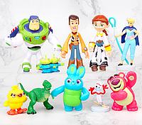 Игровой набор фигурок Disney История игрушек - 4 (10 штук)