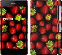 "Чехол на Sony Xperia Z2 D6502/D6503 Клубничка ""1165c-43"""
